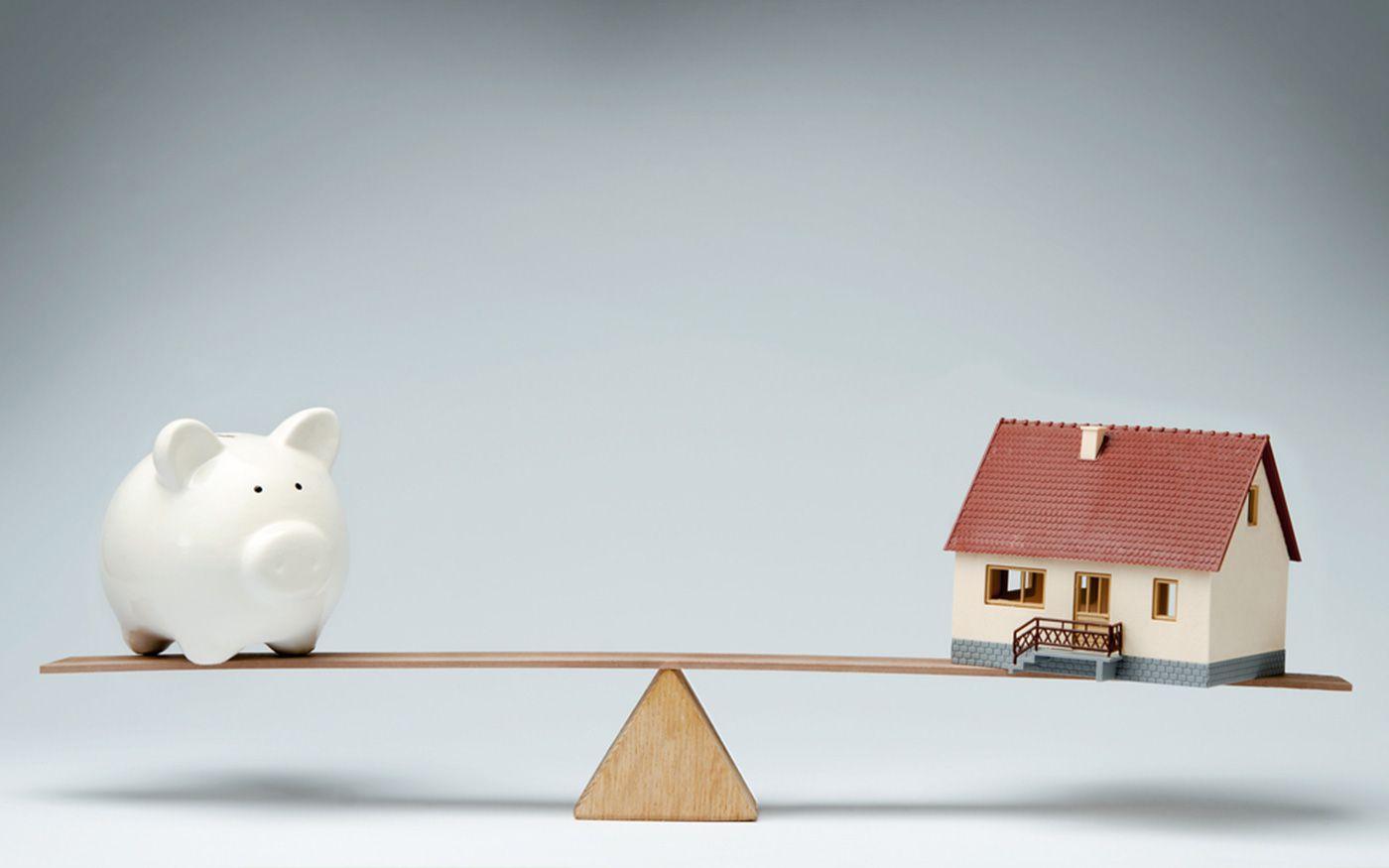 Acheter une maisonavec ou sans apport?