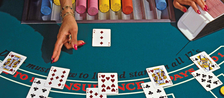 Blackjack : plus d'expérience pour plus de gains