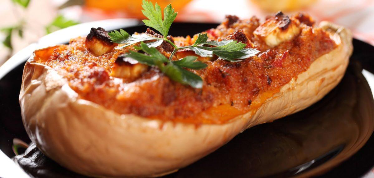 Comment cuisiner le butternut - Comment cuisiner les crevettes congelees ...